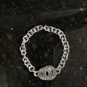 Tiffany & Co. Authentic Sterling Silver Bracelet